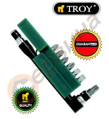Г - образна ръкохватка с накрайници TROY T22290