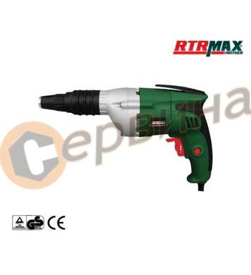 Винтоверт 500W/6мм. RTRMaX RTM311