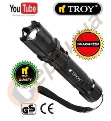 Акумулаторен ръчен фенер TROY T28096 - 100 лумен