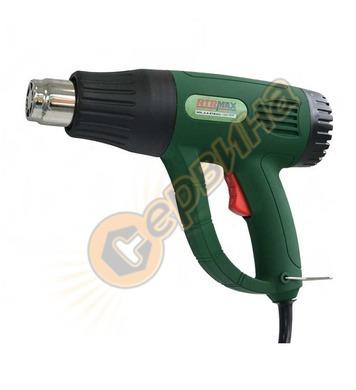 Пистолет за горещ въздух RTRMaX 2000W RTM303
