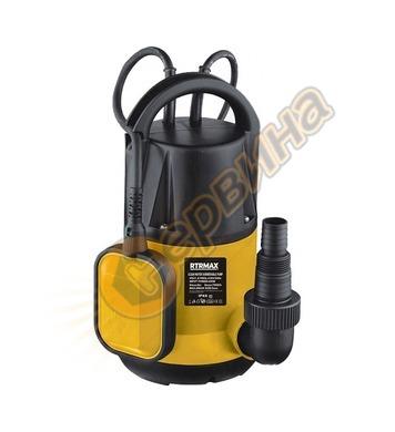 Помпа потопяема за чиста вода 900W RTRMaX RTM815