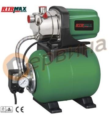Помпа хидрофорна RTRMaX RTM850 - 1200W Inox