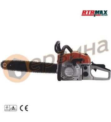 Бензинов верижен трион RTRMaX RTM955 - 2.4HP/450мм