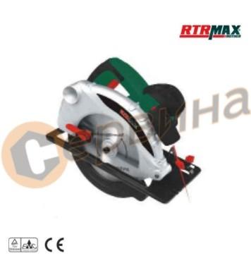 Циркуляр ръчен 1300W/185мм RTRMaX RTM382