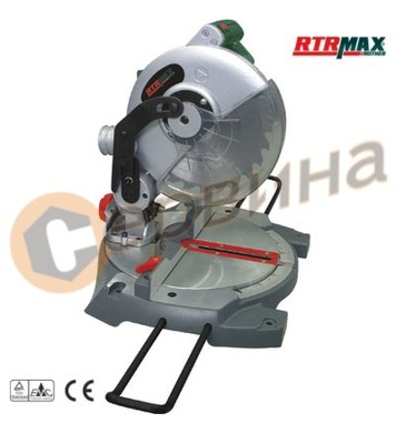 Настолен циркуляр 1200W/210мм RTRMaX RTM621