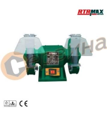 Шмиргел 150W/150мм RTRMaX RTM415