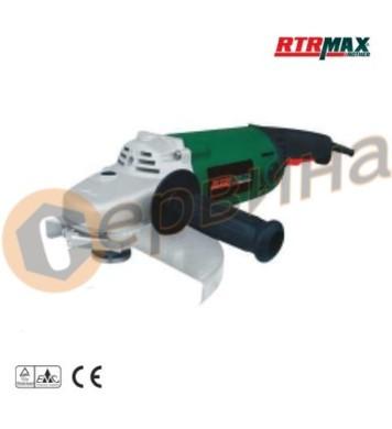 Ъглошлайф 1800W/230мм RTRMaX RTM126