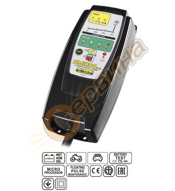 Зарядно за акумулатор инвертор Deca SM1236 EVO 12V/3.6A 3009
