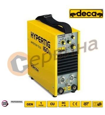 Електрожен HYPERTIG 160E Deca 16963