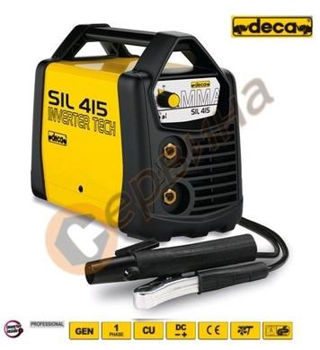 Електрожен инверторен Deca SIL 415 279780 - 150A