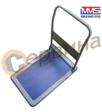 Количка платформена 150кг. MMS WB015