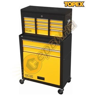 Количка-шкаф за инструменти Topex 79R500