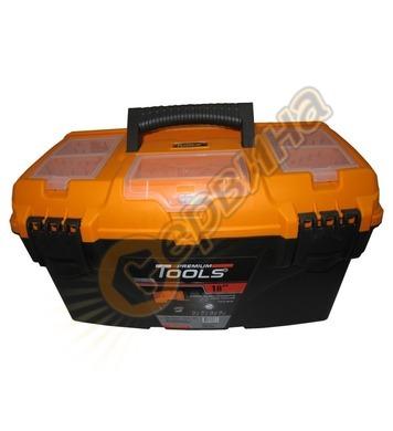 Куфар за инструменти с органайзер PVC Premium OTR017 - 17