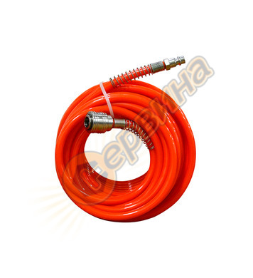 Спираловиден маркуч за въздух - 15метра Premium BSHR75
