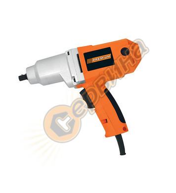 Електрически ударен гайковерт Premium IW0801 - 1/2-800W-300N