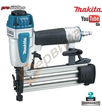 Пневматичен такер за пирони Makita AF505N - 15-50мм