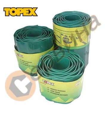 Ограда за трева 20х900см Topex 15A502