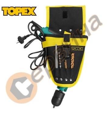 Калъф за бормашина с пет елемента Topex 79R415