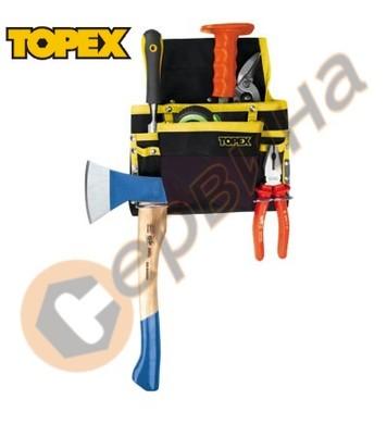 Калъф за инструменти 8 елемента Topex 79R432