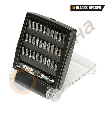 Комплект накрайници 31 части Black&Decker A7122