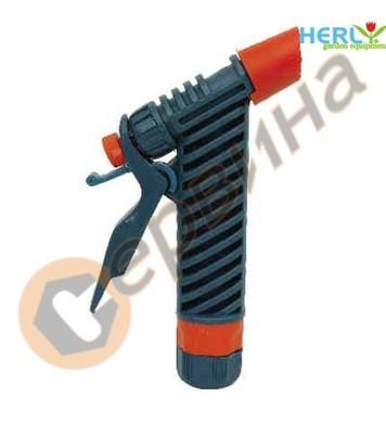 Пистолет поливен с конектор за маркуч Herly FS106