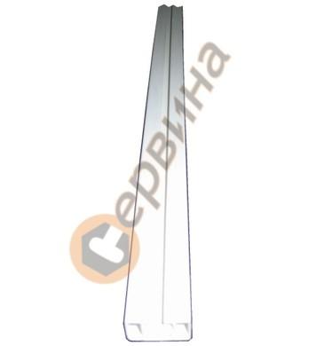 Корниз таванен с 1 релса 3м. 0006BGK