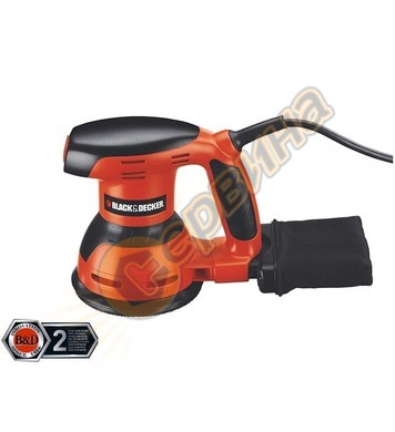 Шлайф ротационен Black&Decker KA198 - 260W