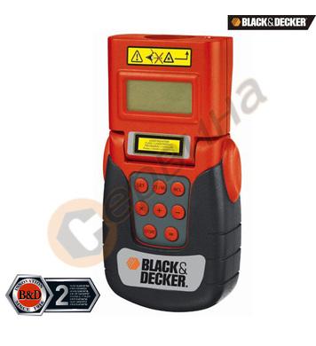 Ултразвукова ролетка 12м  Black&Decker BDM100