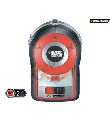 Лазерен нивелир Black&Decker BDL170B - 3 метра