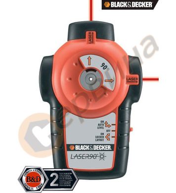 Лазерен нивелир Black&Decker LZR5 - 4 метра