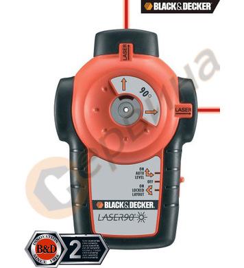 Лазерен нивелир Black&Decker LZR5 - 4 метра