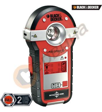 Лазерен нивелир с мулти-детектор Black&Decker BDL230S - 8 ме