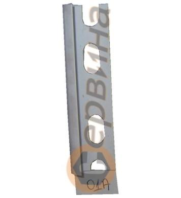 Ъглова външна лайсна PVC 8мм. 2,5м. 01A