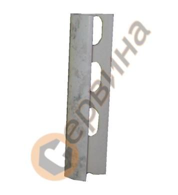 Ъглова външна лайсна PVC 8мм. 2,5м. 09A