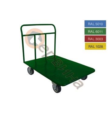 Ръчна количка 800кг. 1120х810мм. ф200мм. 2164S-V71K200