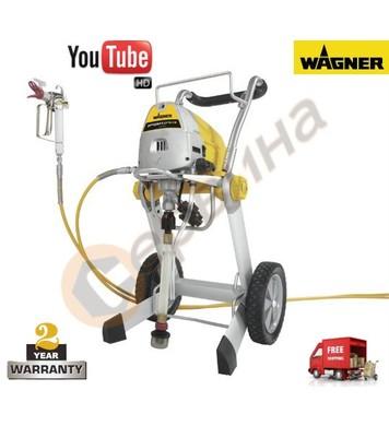 Машина за пръскане на латекс Wagner Project Pro 119 - 720W