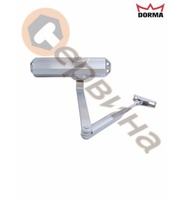 Автомат за врата с нормално рамо Dorma TS68N  цвят сребро
