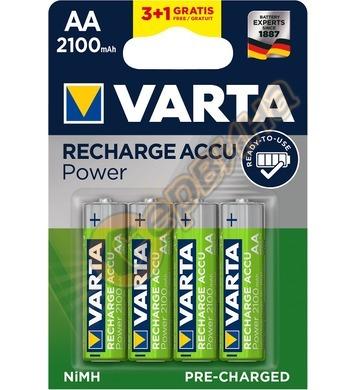 Акумулаторна батерия Varta АА 1,2V 2100mAh NiMH Ready2use 4б
