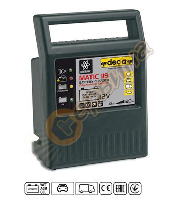 Зарядно за акумулатор Deca Matic119 300500 - 12V/9A