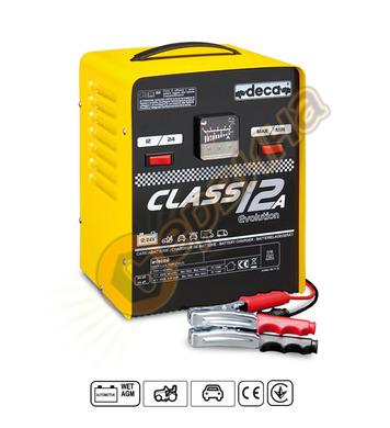 Зарядно за акумулатор Deca Class 12A 12-24V/12A 303500 - 15-