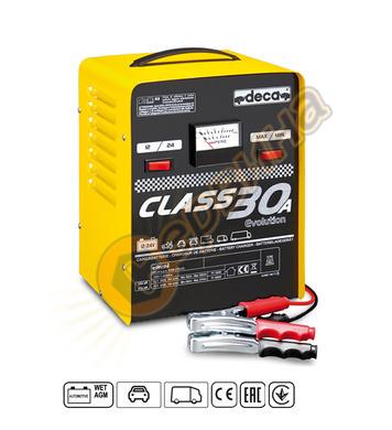Зарядно за акумулатор Deca Class 30A 12-24V/30A 318500 - 20-