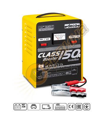 Стартиращо и зарядно устройство Deca Class 150A 340600 12V -