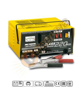 Стартиращо и зарядно устройство Deca Class 220A 341000 - 20-
