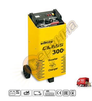 Стартиращо и зарядно устройство Deca Class 300E 343100 12/24