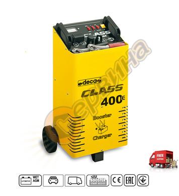 Стартиращо и зарядно устройство Deca Class 400E 354100 12/24