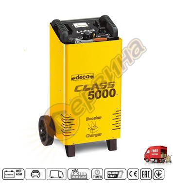 Стартиращо и зарядно устройство Deca Class 5000 363500 12/24