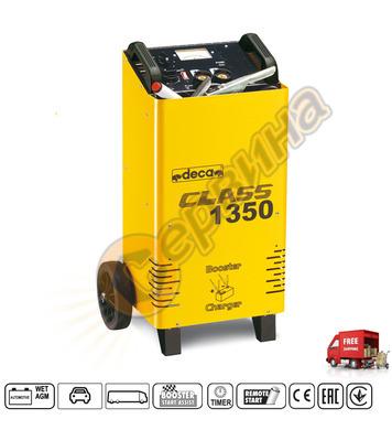 Стартиращо и зарядно устройство Deca Class 1350 376900 12/24