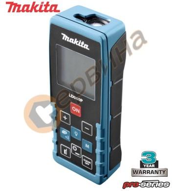 Лазерна ролетка Makita LD060P - 0,05-60метра