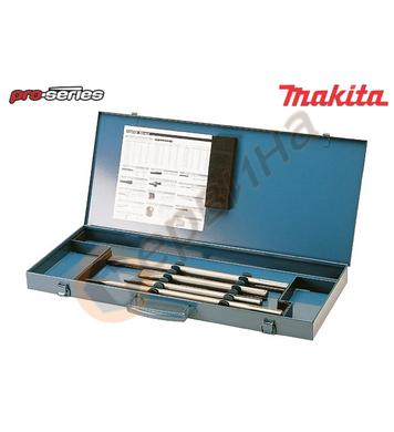 Комплект шила и секачи SDS-Max Makita P-18013 - 4бр