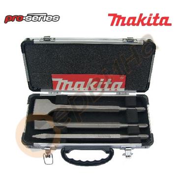 Комплект шила и секачи SDS-Plus Makita D-05181 - 3бр